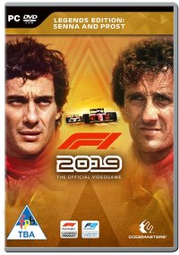 F1 2019 - Legend Edition - Senna & Prost (PC)