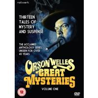 Orson Welles' Great Mysteries: Volume 1 (DVD)