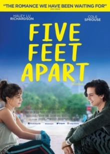 Five Feet Apart Dvd