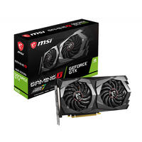 MSI NVIDIA GeForce GTX 1650 GAMING X 4G GDDR5 Graphics Card