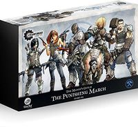 Guild Ball - The Mason's Guild - The Punishing March (Miniatures) - Cover