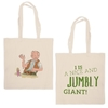 Big Friendly Giant - Tote Bag - Star Editions
