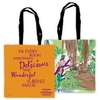 Charlie and the Chocolate Factory - Edge to Edge Tote Bag - Star Editions