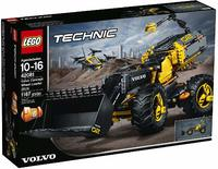 LEGO® Technic - Volvo Concept Wheel Loader ZEUX (1167 Pieces) - Cover
