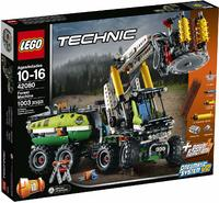 LEGO® Technic - Forest Machine (1003 Piece) - Cover