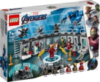 LEGO® Marvel Avengers - Iron Man Hall of Armor (524 Pieces) - Cover