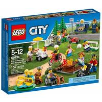 LEGO® City - Fun in the park - City People Pack (157 Pieces)