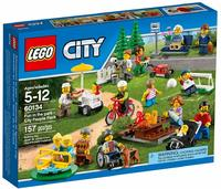 LEGO® City - Fun in the park - City People Pack (157 Pieces) - Cover