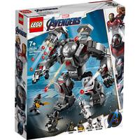 LEGO® Marvel Avengers - Super Heroes War Machine Buster (362 Pieces)
