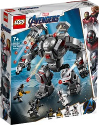LEGO® Marvel Avengers - Super Heroes War Machine Buster (362 Pieces) - Cover