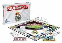 Monopoly - Real Madrid Version 2019 (Board Game) - Cover
