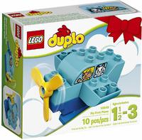 LEGO® DUPLO® - My First Plane (10 Pieces) - Cover
