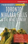Frommer's Easyguide to Toronto, Niagara and the Wine Country - Frommers (Paperback)