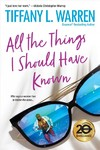 All The Things I Should Have Known - Tiffany L. Warren (Paperback)