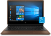 HP Spectre Folio i7-8500Y 8GB RAM 512GB SSD LTE Touch 13.3 Inch 4K UHD 2-In-1 Notebook - Brown and Black
