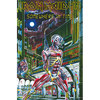 Iron Maiden Somewhere In Time Textile Poster