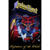 Judas Priest Defenders of the Faith Textile Poster