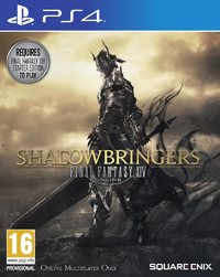 Final Fantasy XIV: Shadowbringers Online - Expansion Pack (PS4)