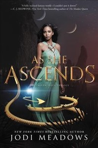 As She Ascends - Jodi Meadows (Paperback)