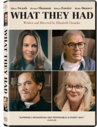 What They Had (DVD)