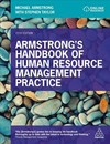 Armstrong's Handbook Of Human Resource Management Practice - Michael Armstrong (Paperback)
