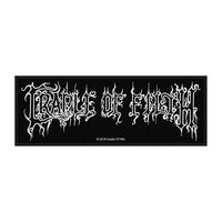 Cradle of Filth Logo Standard Patch - Cover
