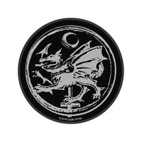 Cradle of Filth Order of the Dragon Standard Patch - Cover