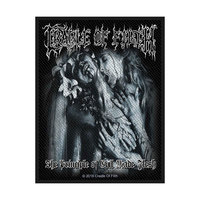 Cradle of Filth Principle of Evil Made Flesh Standard Patch - Cover