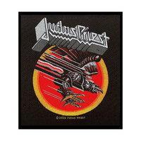 Judas Priest Screaming For Vengeance Sew On Patch - Cover