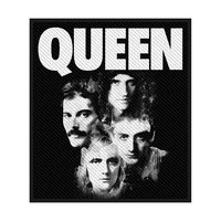 Queen Faces Retail Packaged Patch - Cover