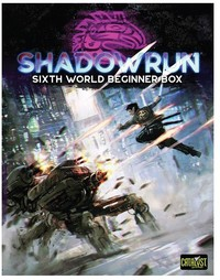 Shadowrun - Sixth World Beginner Box (Role Playing Game)