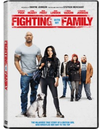 Fighting With My Family (DVD) - Cover