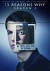 13 Reasons Why - Season 2 (DVD)