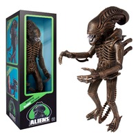 Super7 - Aliens Supersize - Warrior 18 Classic Toy Edition (1986) (Bronze) (Figures) - Cover