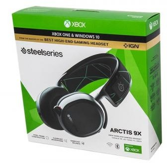 SteelSeries - The Arctis 9X Wireless Gaming Headset (Xbox One/Win 10