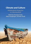 Climate and Culture - Giuseppe Feola (Hardcover)