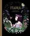 Flora Coloring Book - Maria Trolle (Hardcover)