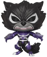 Funko Pop! Marvel - Marvel Venom - Rocket Raccoon Vinyl Figure - Cover