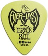 Ernie Ball Everlast .88mm Delrin Plectrum (Green)