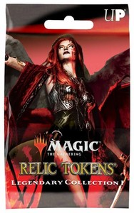 Ultra Pro - Magic: The Gathering - Relic Tokens Legendary Collection - Cover