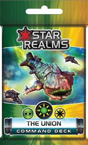 Star Realms - Command Deck - The Union (Card Game) - Cover