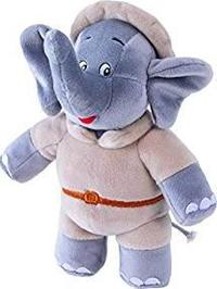 Jazwares - Benjamin the Elephant (On Safari) - Cover