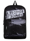 5 Seconds Of Summer - Splatter Logo Classic Backpack