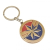 Captain Marvel Keyring