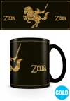 Legend of Zelda - Map Heat Changing Mug