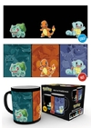 Pokemon - Evolve Heat Changing Mug