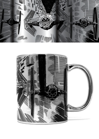 Star Wars - TIE Attack Metallic Mug - Cover