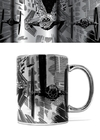 Star Wars - TIE Attack Metallic Mug