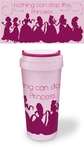 Disney - Nothing Can Stop This Princess (Eco) Travel Mug (425ml)