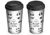Nightmare Before Christmas - Faces of Jack Travel Mug (340ml)